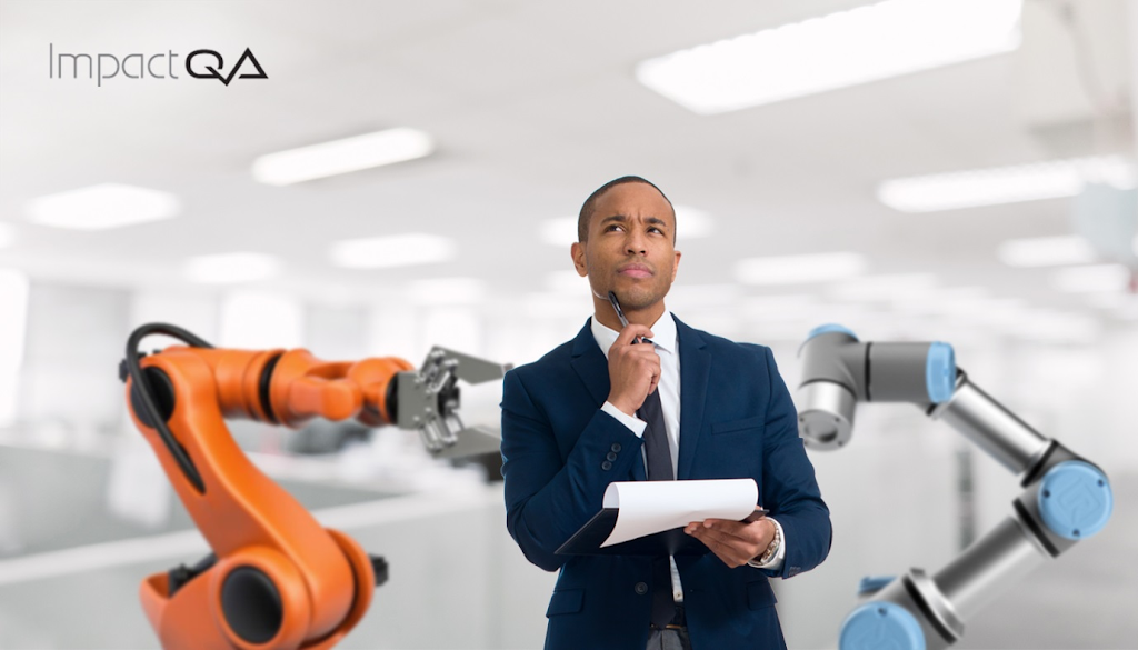 Choosing Between Cobots and Industrial Robots