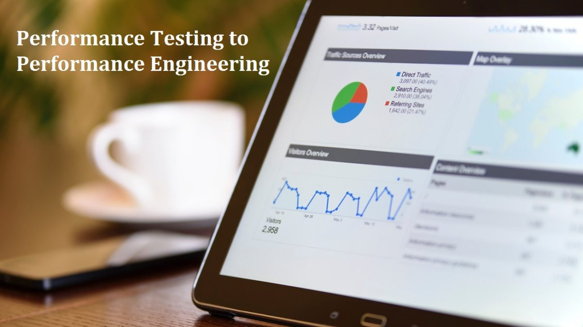 Growing Demand from Performance Testing to Engineering