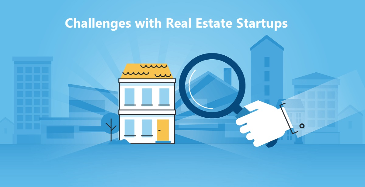 Testing Challenges Scenarios with Real Estate Startups