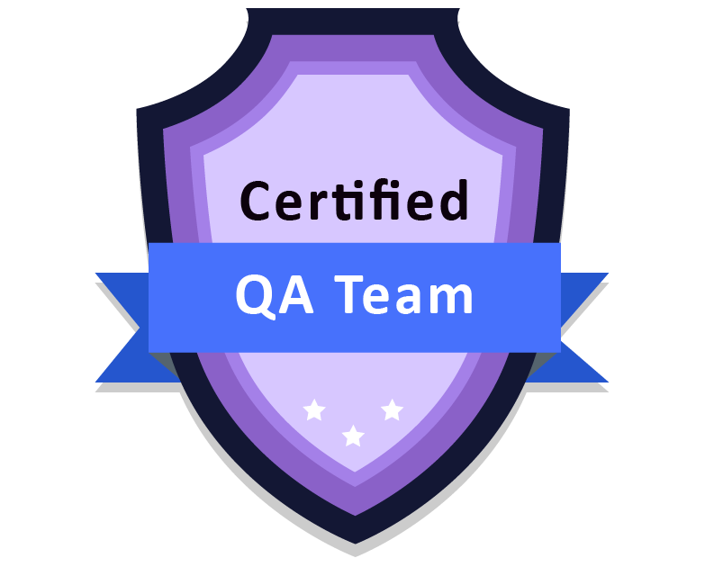 ImpactQA offers a pool of certified QA teams