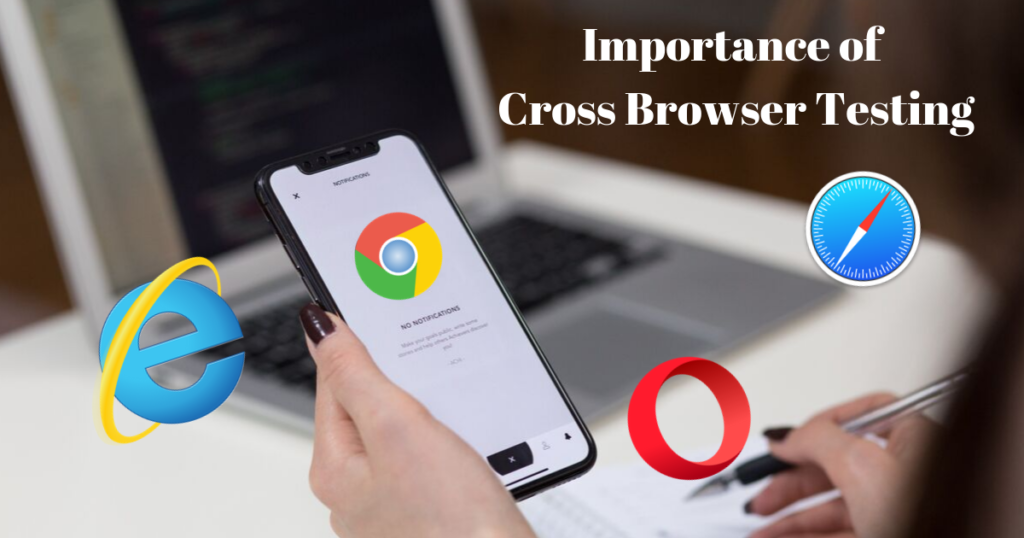 What is Cross Browser Testing and how it is performed?