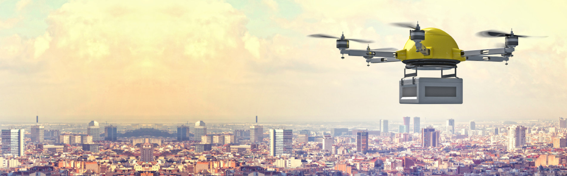 How is Drone Technology Effective in Tackling Coronavirus?