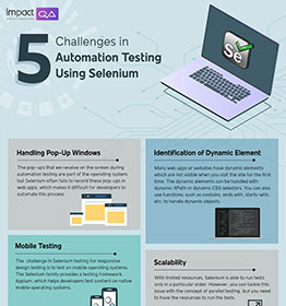 Top Challenges in Selenium Automation Testing
