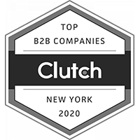 Clutch Badge - Top B2B Companies New York