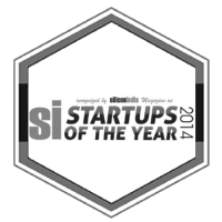 Startup of the Year Badge - Silicon India
