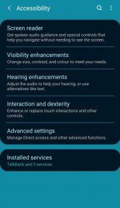 ImpactQA - Accessibility Scanner