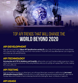 Top API Trends that will change the world beyond 2020